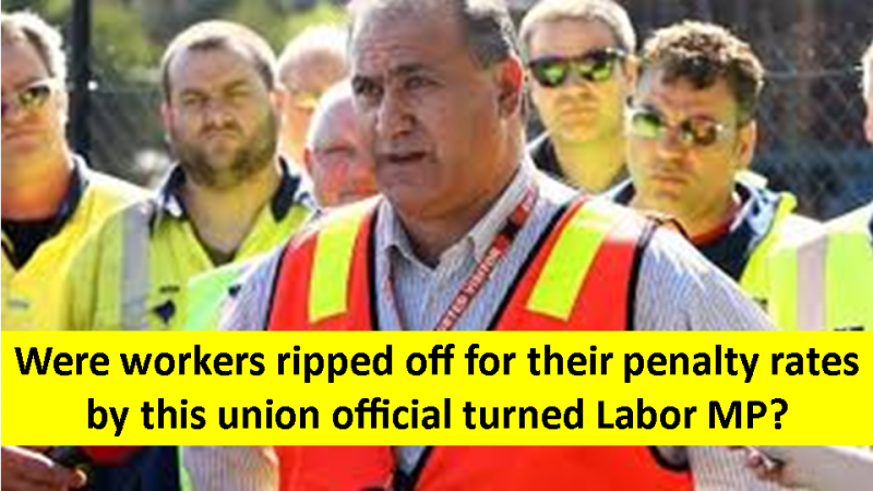 Did Cesar Melham rip off workers?