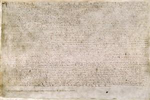 Magna Carta (British_Library_Cotton_MS_Augustus_II.106)