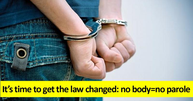 No body, no parole