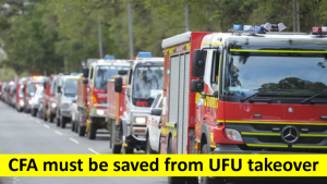 CFA must be saved from UFU takeover