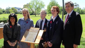 Box Hill remembers world war one sacrifice