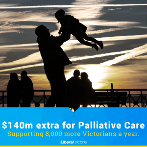 Support for better palliative care